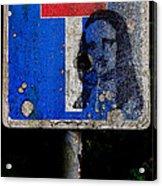 Dead End Religion Acrylic Print
