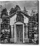 Dead Man's Castle Acrylic Print
