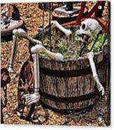 Dead Tired Acrylic Print