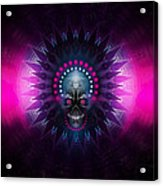 Deadstep Acrylic Print by George Smith