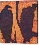 Death At Dusk Acrylic Print