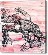Death Of A Matador Acrylic Print