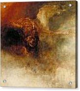 Death On A Pale Horse Acrylic Print