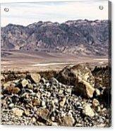 Death Valley #6 Acrylic Print