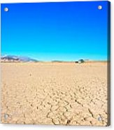 Death Valley Discovery Acrylic Print