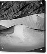 Death Valley National Park Stovepipe Wells Dunes 19 Acrylic Print