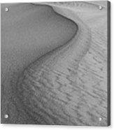 Death Valley Sand Dunes Acrylic Print