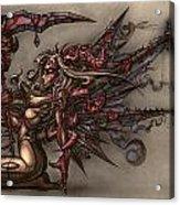 Death's Angel Acrylic Print
