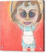 Debbie Acrylic Print