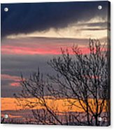 December County Clare Sunrise Acrylic Print