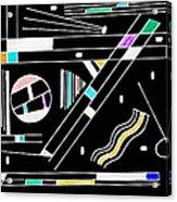 Deco 1 Version 2 Acrylic Print