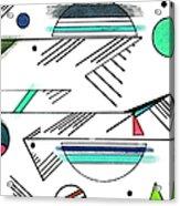 Deco 10 Acrylic Print