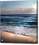 Deep Blue Sea Acrylic Print by Jeffery Fagan