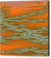 Deep Color Field 3 Acrylic Print