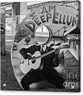 Deep Ellum Dallas Texas Art Acrylic Print