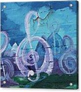 Deep Ellum Means Music Acrylic Print