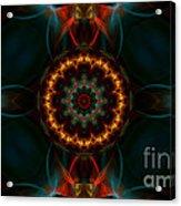 Deep Magic Acrylic Print by Hanza Turgul