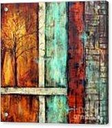 Deep Roots-a Acrylic Print