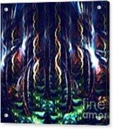 Deep Sea Acrylic Print