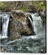 Deer Creek Falls Acrylic Print