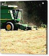 Deere 9650 Sts 16006 Acrylic Print