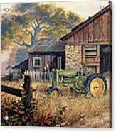 Deere Country Acrylic Print