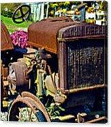 Deere Memories Acrylic Print