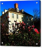 Deerfield House 1 Acrylic Print