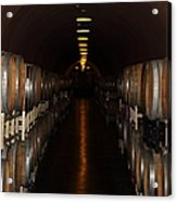 Deerfield Ranch Winery 5d22218 Acrylic Print by Wingsdomain Art and Photography