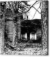 Defunct Farm Acrylic Print