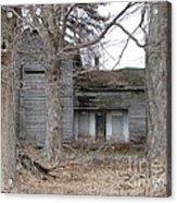 Defunct House Acrylic Print