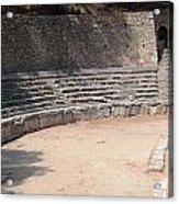 Delphi Stadium Ruins 3 Acrylic Print