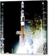 Delta Iv Rocket Acrylic Print