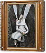 Dennice - Framed Acrylic Print