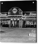 Denny's Classic Diner Acrylic Print