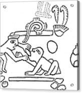 Dentistry, 600 A.d Acrylic Print