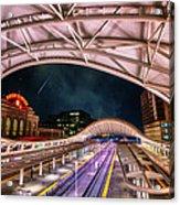 Denver Air Traveler Acrylic Print