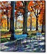 Denver Park 1 Acrylic Print