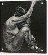 Depression- Uruz Acrylic Print