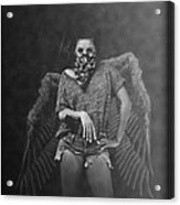 Derangel Acrylic Print
