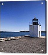 Derby Wharf Lighthouse Acrylic Print
