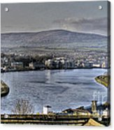 Derry View Acrylic Print