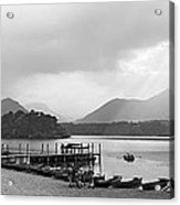 Derwent Water In The Lake District Of England Acrylic Print