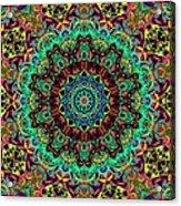 Des Fleurs Acrylic Print