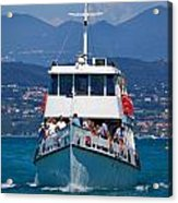 Desenzano. Lago Di Garda Acrylic Print