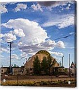 Desert Dome Acrylic Print