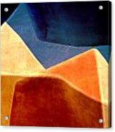Desert Dunes Number 2 Acrylic Print