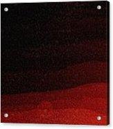 Desert Dusk Acrylic Print