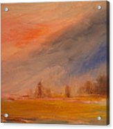 Desert Evening 03 Acrylic Print