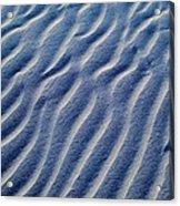 Desert Evening Designs Acrylic Print